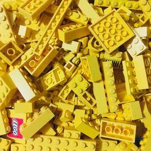 Yellow LEGO Haul
